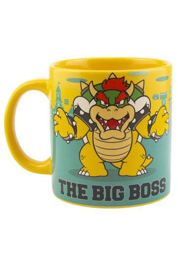 Super Mario Giant Mug Bowser