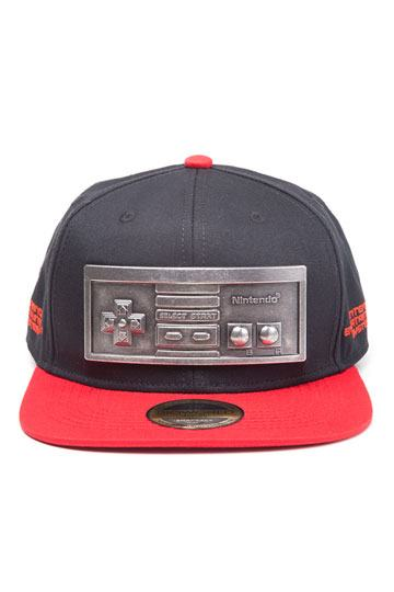 look out for running shoes outlet for sale Nintendo Snapback Cap NES Controler Metal Plate