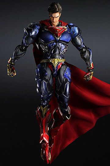 DC Comics Variant Play Arts Kai Vol. 3 Action Figure Superman 27 cm