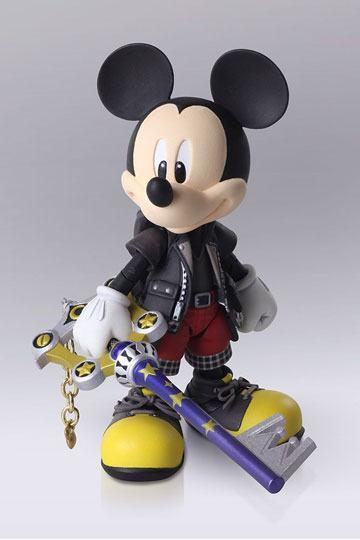 Hearts Cm Mickey Kingdom King 9 Iii Bring Figurine Arts uJTKF3l1c