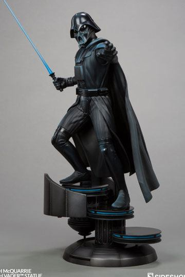 Statuette Wars Darth Vader Mcquarrie Star Ralph 56 Cm hrdQstC