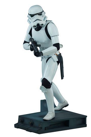 Cm Format Episode Statuette Stormtrooper Star Premium 47 Iv Wars QCxerWodB