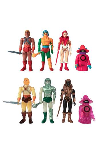Masters of the Universe ReAction Action Figures 10 cm Castle