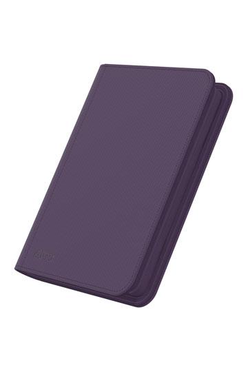 Ultimate Guard Zipfolio XenoSkin 4-Pocket Purple UGD010430 Magic Binder Pokemon
