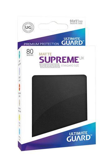 MINT Ultimate Guard Standard Sleeves Supreme UX Matte Sand 50