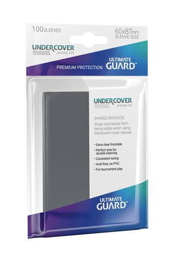 St. Ultimate Guard Classic Soft Card Sleeves Japonais Taille Transparent 100