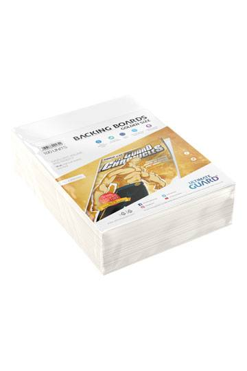 Comics Size100 Ultimate Guard Backboards Golden Y6yvIfgb7m