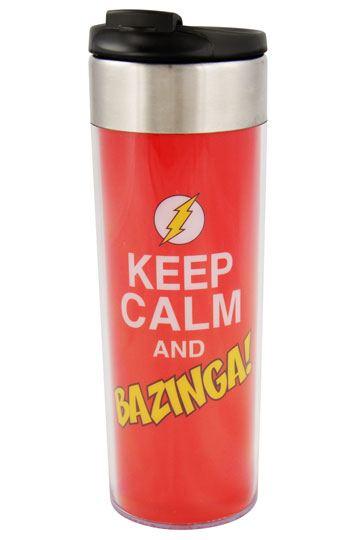 Calm The Theory Bazinga Big Mug Bang Keep And Travel uTwPXOkZi