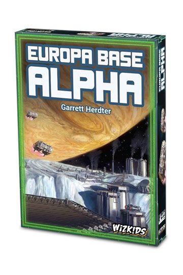 Europa Base Alpha Board Game *English Version*