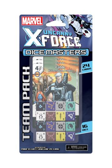 Marvel Dice Masters Team Pack Uncanny X-Force *English Version*