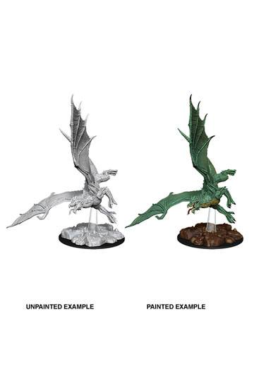 D&D Nolzur's Marvelous Miniatures Unpainted Miniature Young