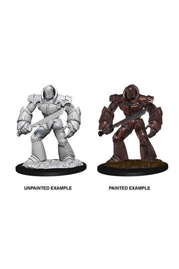 D&D Nolzur's Marvelous Miniatures Unpainted Miniature Iron Golem