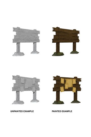 Cuts Miniature Packs À Board6 Bounty Wizkids Deep Peindre Assortiment YHW2IDE9