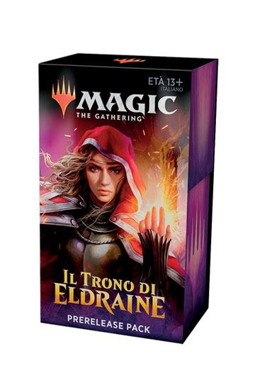 Magic Il Trono di Eldraine IT Prerelease Pack ELD