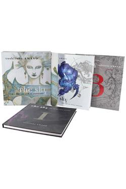 Yoshitaka Amano Artbook The Sky - The Art of Final Fantasy