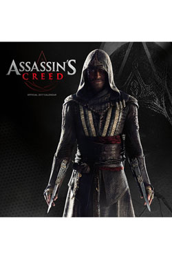 Assassin's Creed Calendar 2017 *English Version*