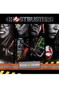 Ghostbusters Calendar 2017 *English Version*
