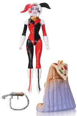 DC Comics Designer Action Figure Spacesuit Harley Quinn by Amanda Conner 17 cm