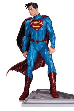 Superman The Man Of Steel Statue John Romita Jr. 18 cm