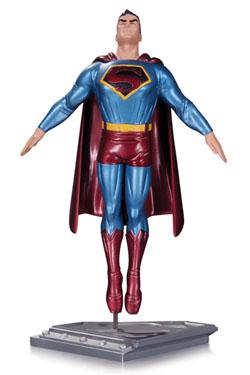 Superman The Man Of Steel Statue Darwyn Cooke 22 cm