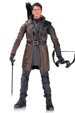 Arrow Action Figure Malcolm Merlyn 17 cm