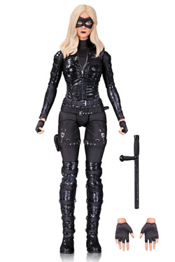 Arrow Action Figure Black Canary 17 cm
