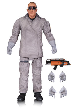 The Flash Action Figure Heat Wave 17 cm