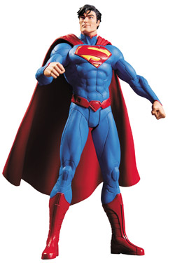 Justice League Action Figure The New 52 Superman 17 cm