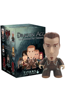 Dragon Age Trading Figure The Heroes Of Thedas Titans Display 8 cm (20)