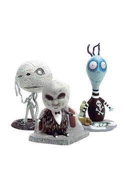 Tim Burton PVC Figure Set #2 Toxic Boy 10 cm