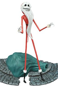 Nightmare before Christmas Select Action Figure Series 2 Santa Jack 18 cm