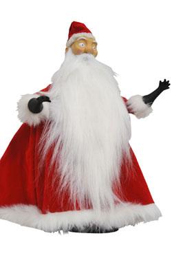 Nightmare before Christmas Doll Santa Claus 25 cm