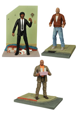 Pulp Fiction Select Action Figures 18 cm Series 1 Assortment (6)