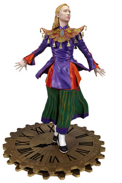 Alice Through the Looking Glass Gallery PVC Statue Alice 23 cm