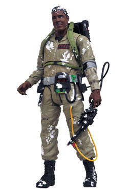 Ghostbusters Select Action Figure Marshmallow Winston Zeddemore 18 cm