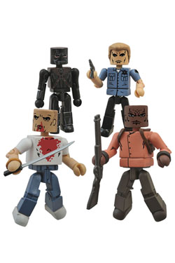 Pulp Fiction Minimates Action Figures 5 cm Bring out the Gimp Box Set