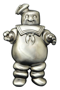 Ghostbusters Bottle Opener Stay Puft Marshmallow Man 10 cm