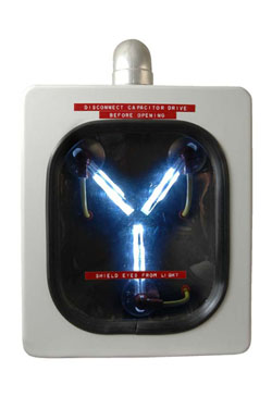 Back To The Future Replica 1/1 Flux Capacitor Unlimited Edition