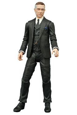 Gotham Select Action Figure Alfred 18 cm