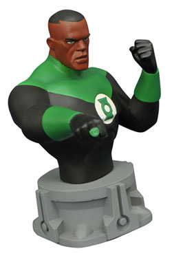 Justice League Animated Bust Green Lantern 15 cm