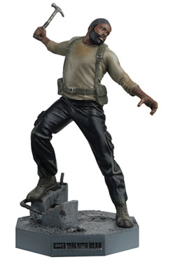 The Walking Dead Collector´s Models Mini Figure #6 Tyreese Williams 9 cm