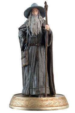 The Hobbit Collector´s Models Mini Figure #1 Gandalf the Grey 8 cm