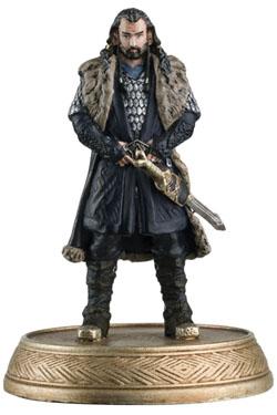 The Hobbit Collector´s Models Mini Figure #2 Thorin Oakenshield 8 cm