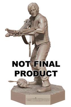 The Walking Dead Collector´s Models Mini Figure #2 Daryl Dixon 9 cm