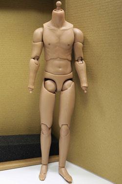 A Better Tomorrow Original Action Body Figure Body Action Figure 1/6 Mark Lee 30 cm