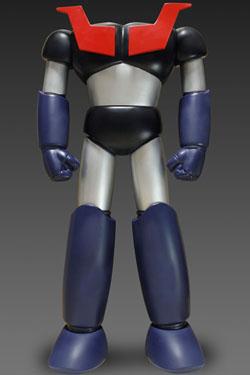 Mazinger Z Figure Metal Action No. 3 Jet Pileder/Hover Body Mazinger Z Miyazawa Model Limited 70 cm
