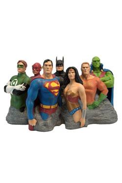 Justice League Fine Art Sculpture Original 7 (Alex Ross) 25 cm