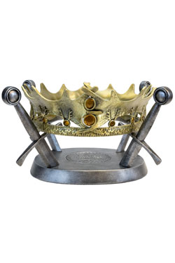 Game of Thrones 1/1 Prop Replica The Royal Crown of King Robert Baratheon Limited Edition 25 cm