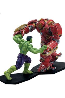Avengers Age of Ultron Mini Figure 2-pack Hulk vs Hulkbuster 11 cm