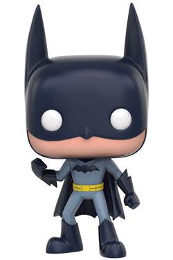 Teen Titans Go! POP! Television Vinyl Figure Robin as Batman 9 cm